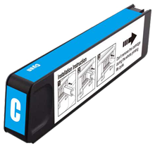 Compatible HP 971XL Cyan -Ink  (CN626AM)