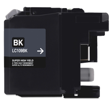 Compatible Brother LC-109 Black Ink Extra High Yield