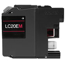 Compatible Brother LC-20EM Magenta  ink - Buy Direct!