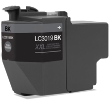 Compatible Brother LC3019BK Extra High Yield Ink Black