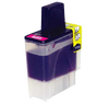 Compatible Brother LC-41M Magenta  ink - Buy Direct!