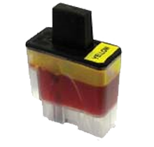Compatible Brother LC-41Y Yellow  ink - Buy Direct!