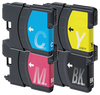 Compatible Brother LC-61 Set    ink - Buy Direct!