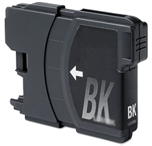 Compatible Brother LC-65BK Black  ink - Buy Direct!
