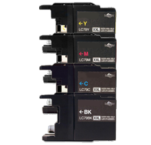 Compatible Brother LC-79 Set    ink - Buy Direct!
