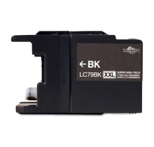 Compatible Brother LC-79BK Black  ink - Buy Direct!