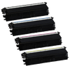 Compatible Brother TN-433  Toner Cartridge Set High Yield Black Cyan Magenta Yellow