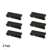 Compatible Brother TN 115 Black Toner 6 Pack