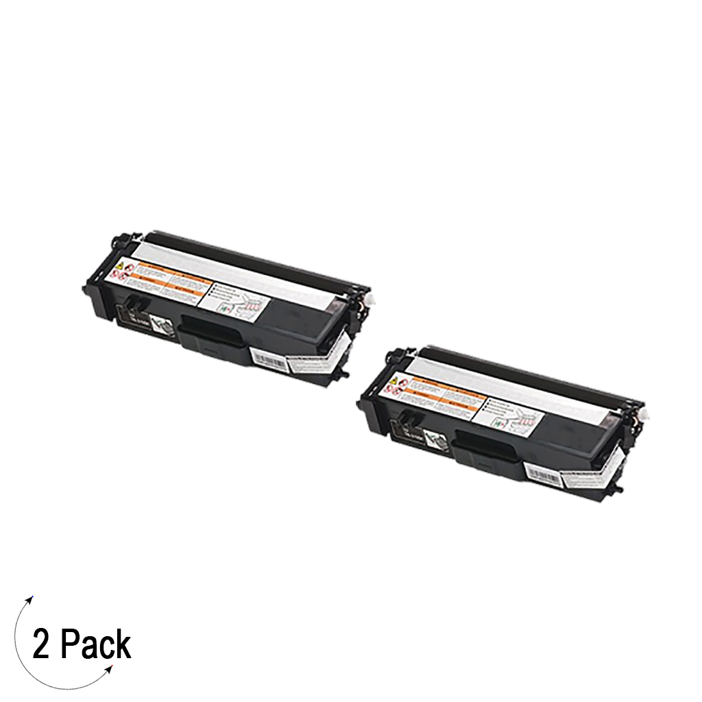 Compatible Brother TN 315 Black Toner 2 Pack