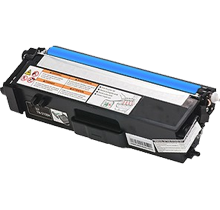 Compatible Brother TN 315 Cyan -Toner