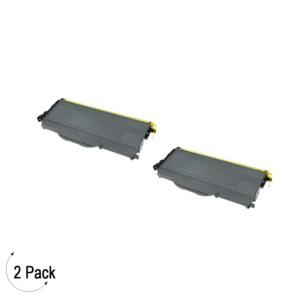 Compatible Brother TN 360 Toner 2 Pack