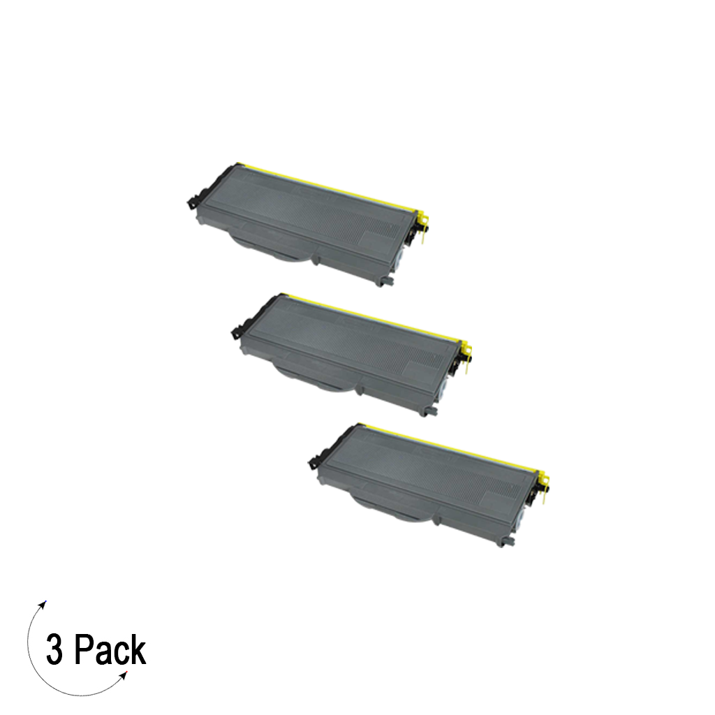Compatible Brother TN 360 Toner 3 Pack