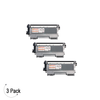 Compatible Brother TN 450 Toner 3 Pack