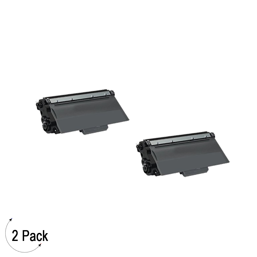 Compatible Brother TN 750 Toner 2 Pack