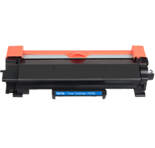 Compatible Brother TN760 Black Toner Cartridge High Yield Version of TN730 - No Chip