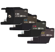 Compatible Brother LC-75 Set    ink - Buy Direct!