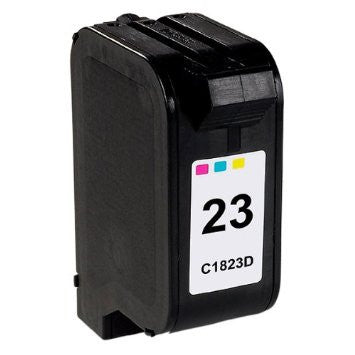 Compatible HP 23 Tri-Color -Ink  (C1823D)