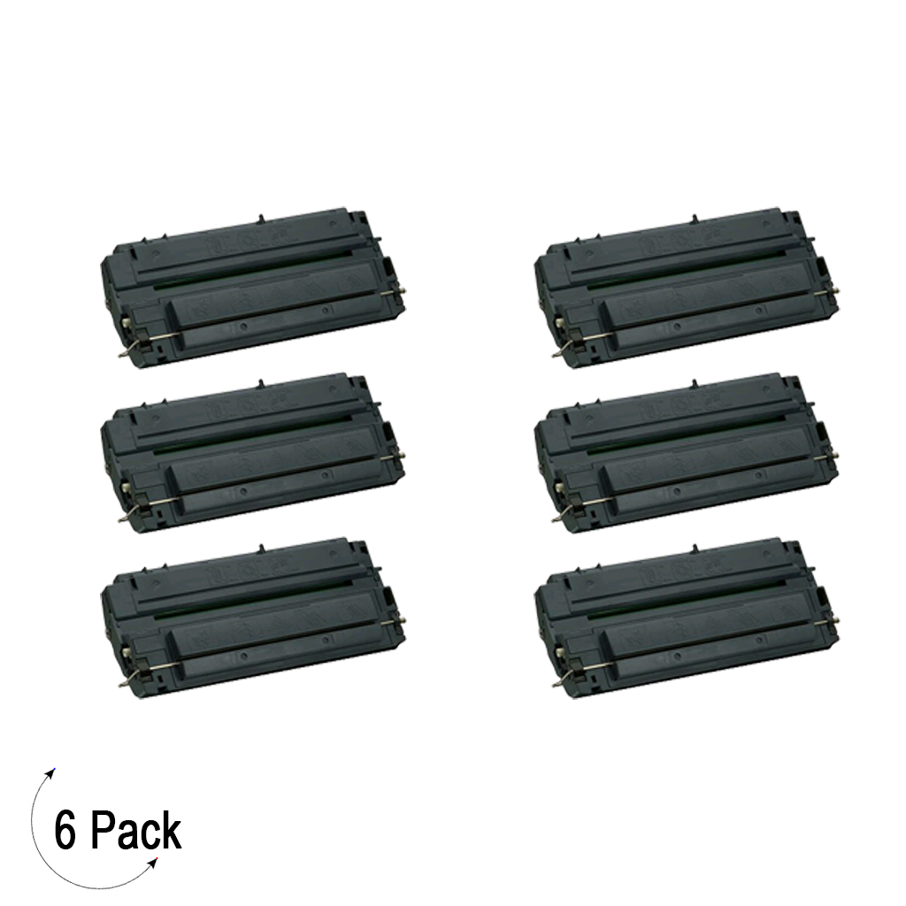 Compatible HP 03A Black -Toner 6 Pack (C3903A)