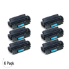 Compatible HP 96A Black -Toner 6 Pack (C4096A)