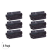 Compatible HP 29X Black -Toner 6 Pack (C4129X)