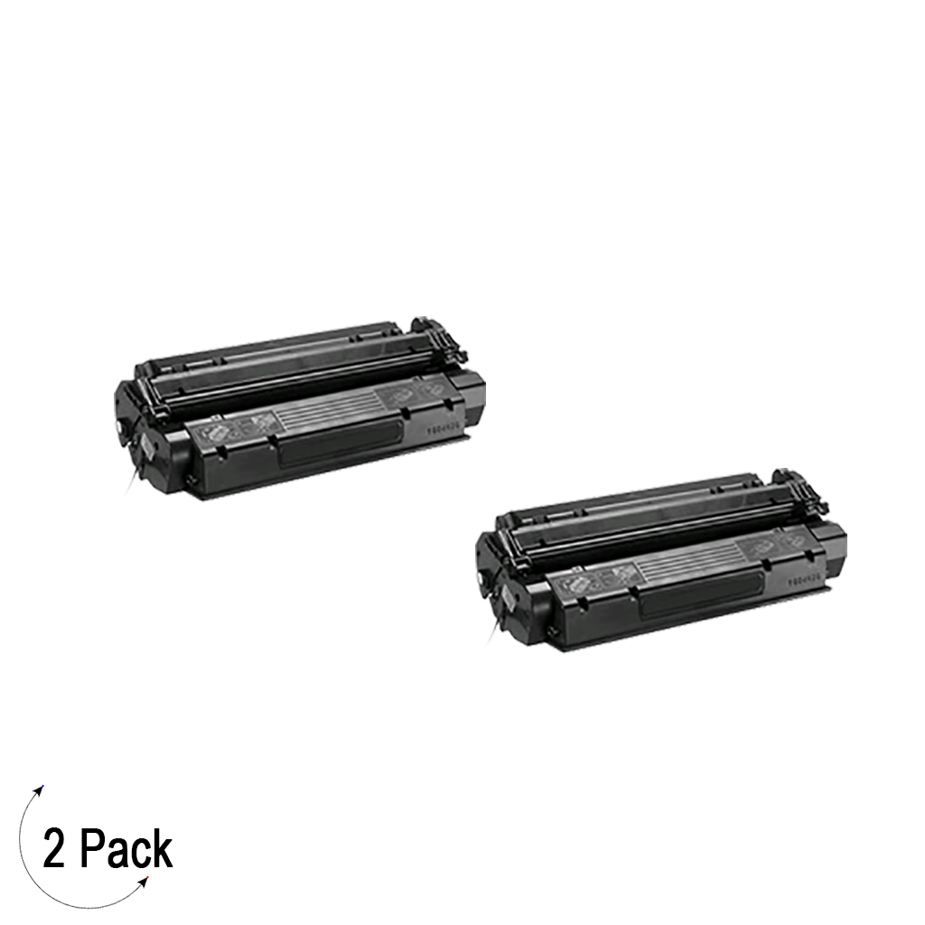 Compatible HP 15A Black -Toner 2 Pack (C7115A)
