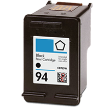 Compatible HP 94 Black -Ink  (C8765WN)