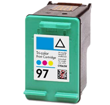 HP 97 Tri-Color -Ink compatible (C9363WN)