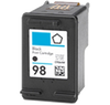 Compatible HP 98 Black -Ink  (C9364WN)