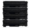 Compatible Canon 128 Toner 4 Pack