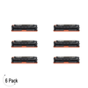 Compatible Canon 137 Black Toner 6 Pack