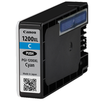Compatible Canon  PGI 1200 Cyan -Ink  Single pack