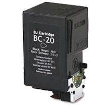 Compatible Canon  BC 20 Black -Ink  Single pack