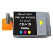 Compatible Canon  BCI 15 Tri-Color -Ink  Single pack