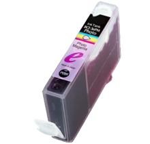 Compatible Canon  BCI 3E Magenta -Ink  Single pack