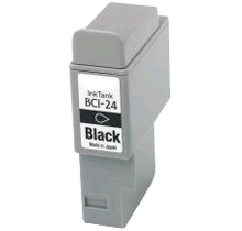 Compatible Canon  BCI 24 Black -Ink  Single pack