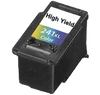 Compatible Canon  CL 241 Tri-Color -Ink  Single pack