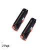 Compatible HP 125A Black -Toner 2 Pack (CB540A)