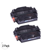 Compatible HP 26A Black -Toner 2 Pack (CF226A)