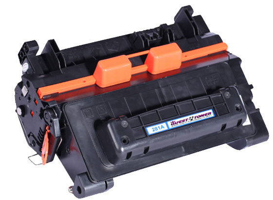 Compatible HP 81A Black -Toner  (CF281A)