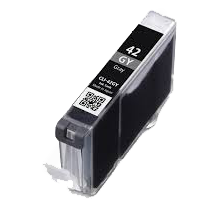 Compatible Canon  CLI 42 Grey- Ink  Single pack