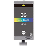 Compatible Canon  CLI 36 Tri-Color -Ink  Single pack
