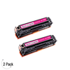 Compatible Canon 131 Magenta Toner 2 Pack