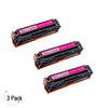 Compatible Canon 131 Magenta Toner 3 Pack