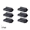 Compatible Samsung ML D3470B Black -Toner 6 Pack  (ML-D3470B)
