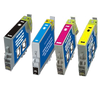 Compatible Epson T044 Ink Cartridge Set Black/Cyan/Magenta/Yellow