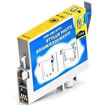 Compatible Epson T048420 Yellow -Ink  Single pack