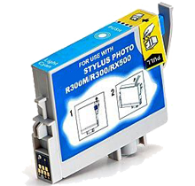 Compatible Epson T048520 Light Cyan -Ink  Single pack