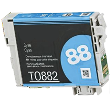 Compatible Epson T088220 Cyan -Ink  Single pack
