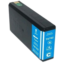 Compatible Epson T676XL220 Cyan -Ink  Single pack