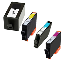 Compatible HP 934 XL Compatible HP 935XL BK/C/M/Y -Ink  (C2P23AN/24/25/26)